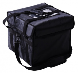 Igloo delivery bag Food DeliveryLarge 44 liter nylon black