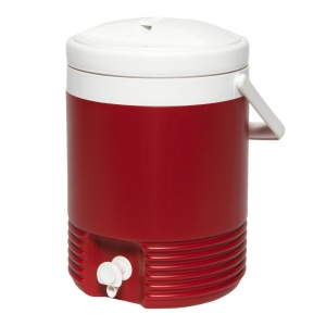 Igloo drankdispenser Legend 7,5 liter rood