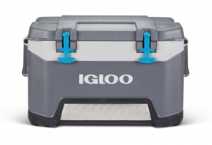 Igloo cool box BMX 52passive 49 liters grey