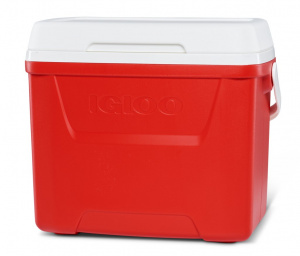 Igloo cooler Laguna 28passive 26 litres red