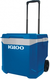 Igloo coolbox Latitude 60Roller 56 liters blue