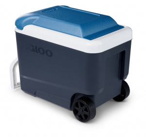 Igloo cooler Maxcold 40 Rollerpassive 38 litres blue