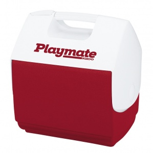 Igloo koelbox Playmate Pal passief 6,6 liter rood