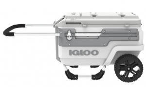 Igloo Trailmate Marine 70passive cooler 66 litres white/grey