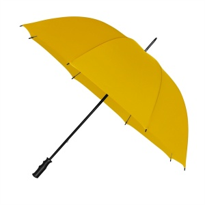 Impliva parapluie de golf coupe-vent 125 cm jaune