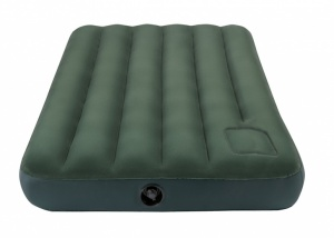 Intex Luchtbed 1 1/2 persoons 191 x 137 x 22 cm groen
