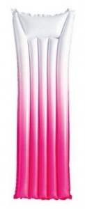 Intex Luchtbed Ombre 183 x 69 cm roze