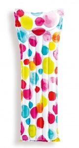 Intex luchtbed Dots 183 x 69 cm