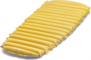 Intex airbed Cot Size Camp gelb 183 x 76 x 10 cm