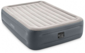 Intex uchtbett Queen Essential RestDura-Beam 203 cm Vinyl grau