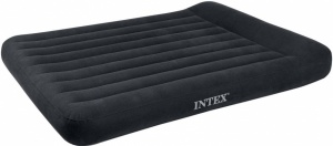 Intex luchtbed 2-persoons Queen Pillow 203 x 152 x 23 cm