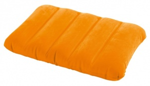 Intex reiskussen Kidz Pillow oranje 43 x 28 x 9 cm