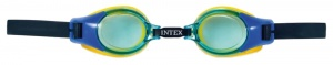 Intex zwembril 3-8 jaar junior blauw