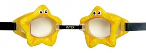Intex Swimming Goggles zeester yellow
