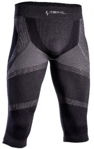 Iron-IC sportshorts Performance heren polyamide zwart