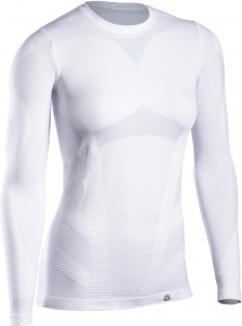 Iron-IC thermoshirt ladies polyamide white