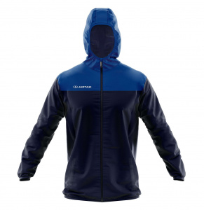 Jartazi raincoat Bari junior nylon blue