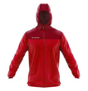 Jartazi raincoat junior nylon red