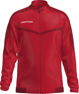 Jartazi veste de sport Torino Poly Terry junior red