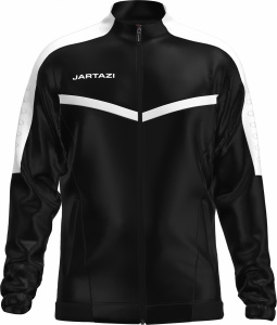Jartazi veste de sport Torino Poly Terry junior black/white