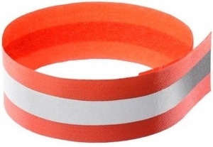 Joggy Safe Safety Bracelet All Size Orange