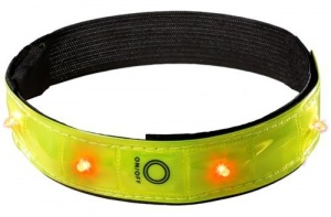 Joggy Safe Safety Bracelet LED Yellow