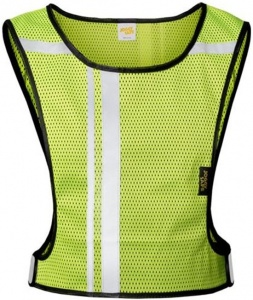 Joggy Safe Safety vest Unisex Yellow