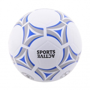 Johntoy voetbal Sports Active wit maat 5