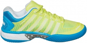K-Swiss Tennis shoes HyperCourt EXP HB ladies yellow / blue