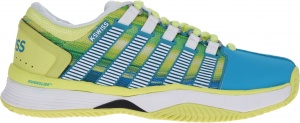 K-Swiss Tennis shoes HyperCourt HB ladies yellow / blue