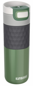 Kambukka thermosbeker Etna Grip Seagreen 500 ml groen