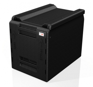 Kängabox thermobox Tower GN Euro 66 liter zwart