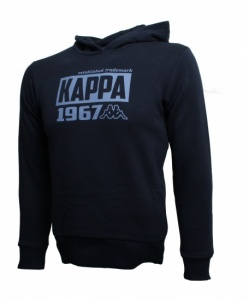 Kappa Hooded Sweatshirt Ridder junior donkerblauw