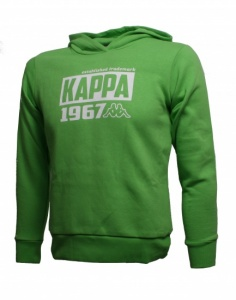 Kappa Hooded Sweatshirt Ridder junior groen