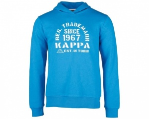 Kappa Hooded Sweatshirt Tilo junior blauw