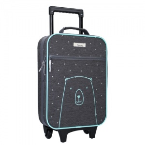 Kidzroom trolley case Polar Bear boys 40 x 30 x 14 cm