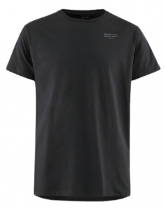 Klättermusen T-shirt Runa men's cotton black