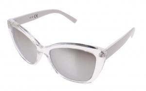 f3021be9c93252 Kost zonnebril dames transparant met spiegellens (16-108)