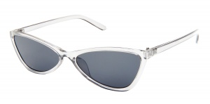 Kost sunglasses butterfly ladies grey transparent/smoke