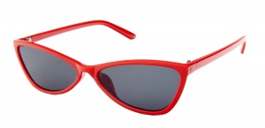 Kost sunglasses butterfly ladies red/smoke