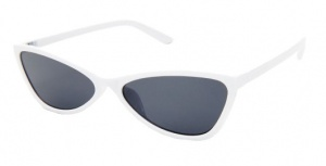 Kost sunglasses butterfly ladies white/smoke