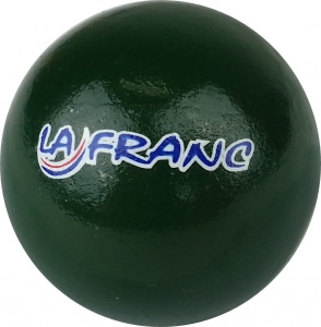 La Franc wooden jeu-de-boulesbutje 30 mm dark green per piece