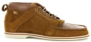 Lacoste Men's Bradford MID Brown Grösse 41