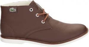 Lacoste Lace Sherbrook Hallo junior braun