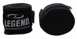 Legend Sports punching bandages 455 cm black per 2 pieces