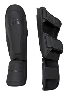 Legend Sports shin guards Legend Bestmatt black