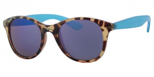 Level One sunglasses ladies brown/blue