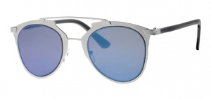 Level One sunglasses ladies black/blue (L5119)