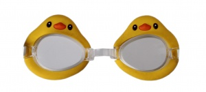 LG-Imports swimming goggles chick yellow