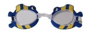 LG-Imports swimming goggles fish blue